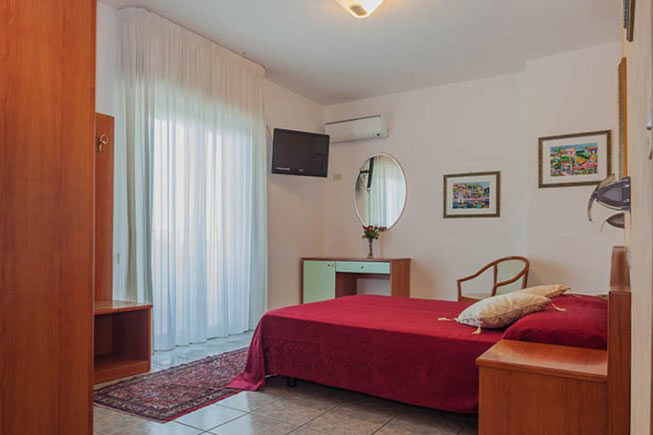 camere hotel san benedetto