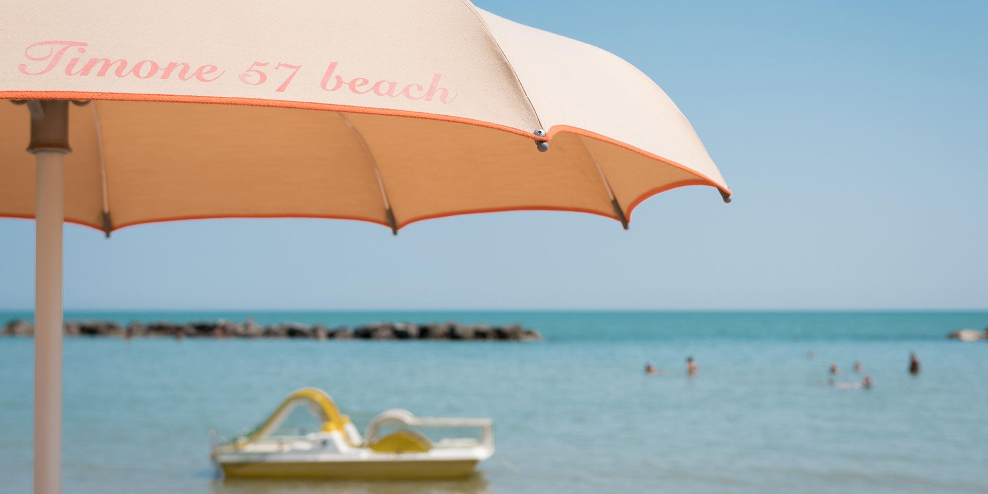 Stabilimento balneare dell'hotel San Benedetto del Tronto