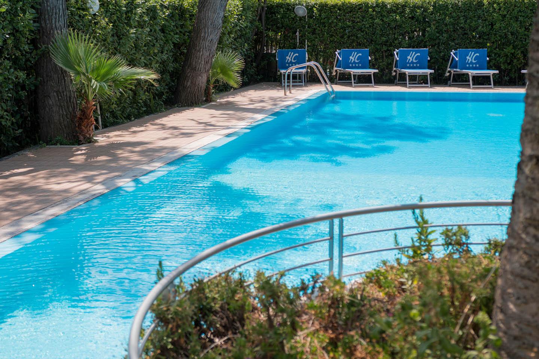 piscina hotel haus charlotte